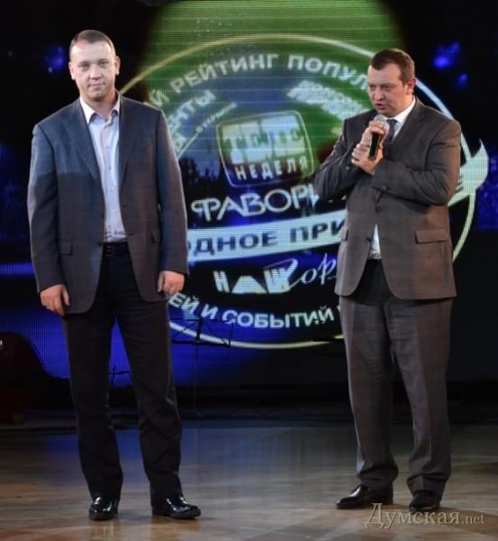 Юрий Крук, директор ГП «Ильичевский морской торговый порт»