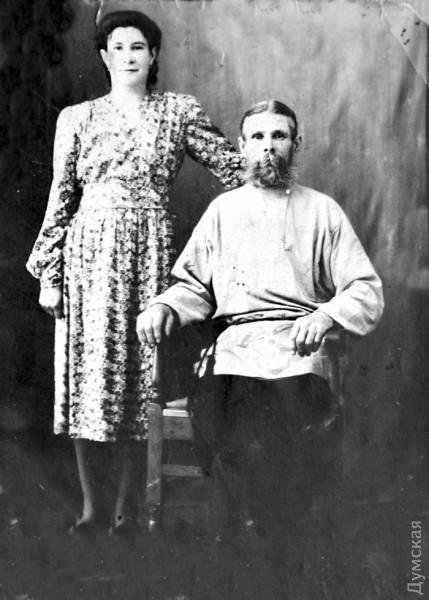 Петр Морозов с супругой