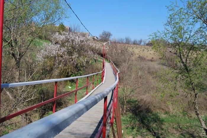 Мост через балку