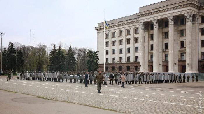 ВМС проведут антитеррористические учения в Одессе с привлечением военной техники и спецназа - Цензор.НЕТ 506