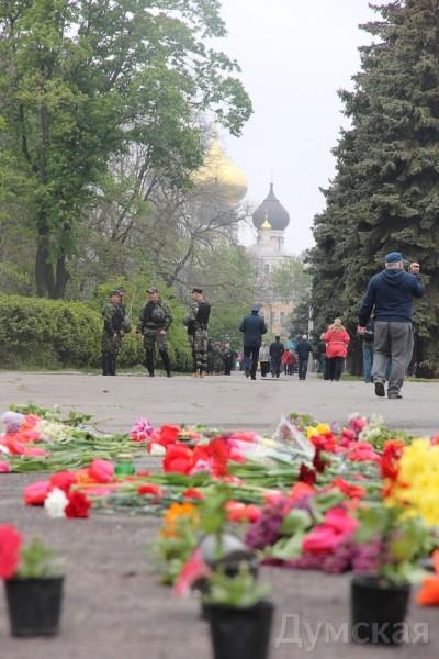 40 кадров: как одесситы поминали погибших 2 мая на Куликовом, фото-38