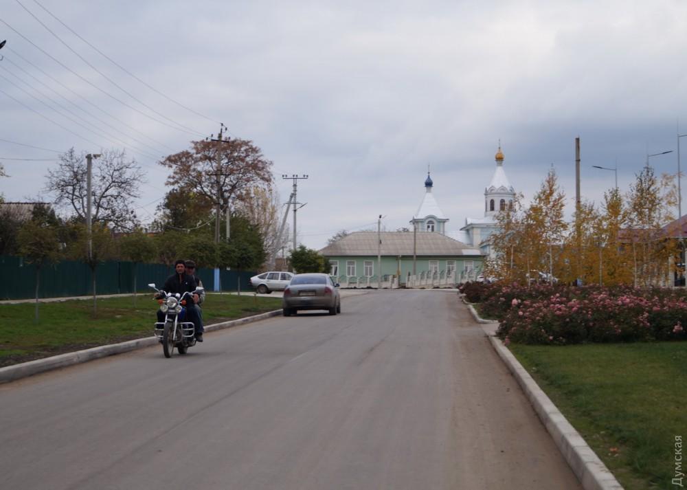 Дороги в селе Авдарма