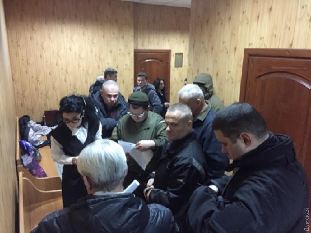 В Одесской области освобождают