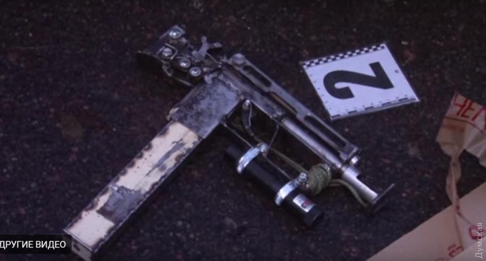 Пистолет-пулемет К6-92