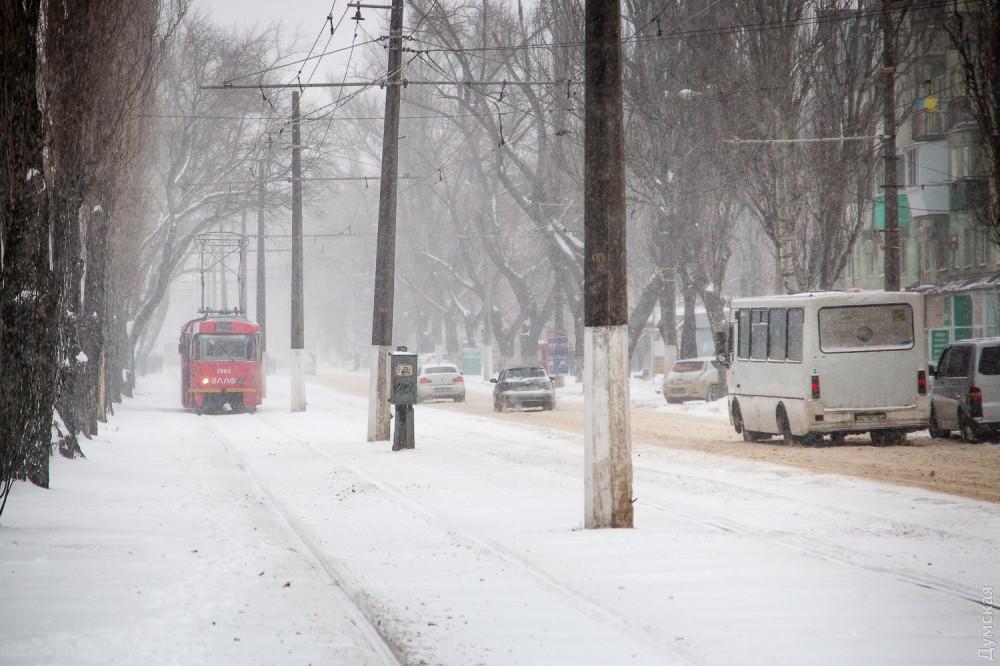 Лютневі морози добрались до Одеси: фото зимового моря  (фото, відео)