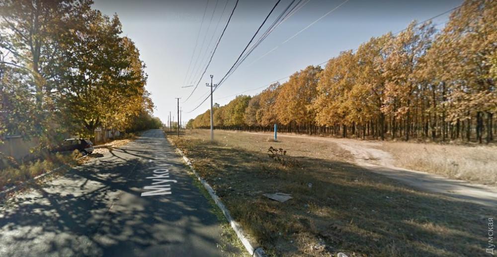 Центр построят на этом пустыре, под которым проходят канализационные коллекторы. Фото Google