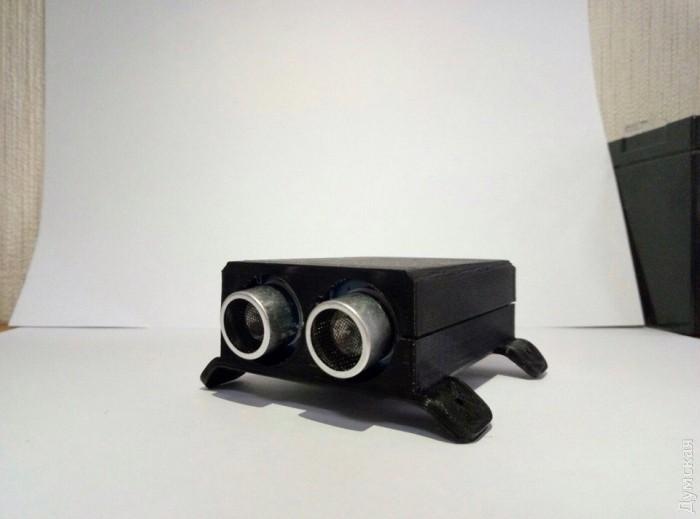 """Система искусственного зрения - гравная часть """"умной"""" перчатки"""