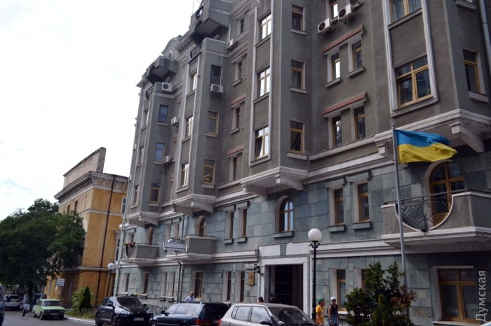 Дом №4а по Сабанскому переулку в 1996 году был отмечен дипломом первой степени Союза архитекторов Украины