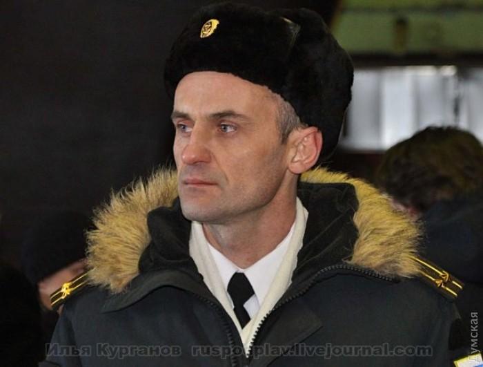 Бывшие украинские моряки продолжают делать карьеру в ВМФ России