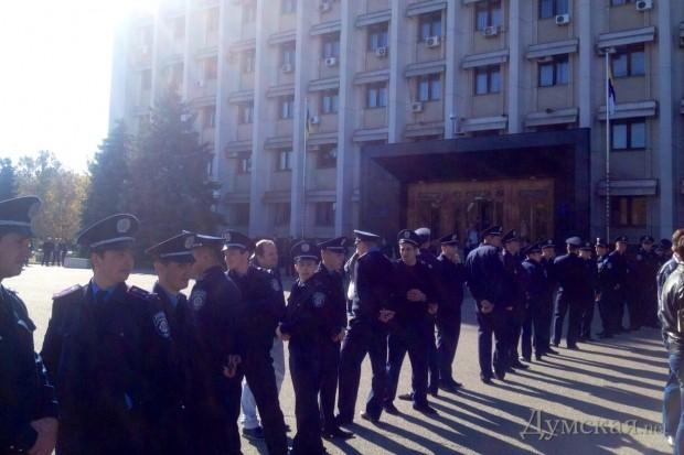 """picturepicture_96970895102460_20563 В Одессе снова встретились Шуфрич и """"евромайдановцы (трансляция)"""