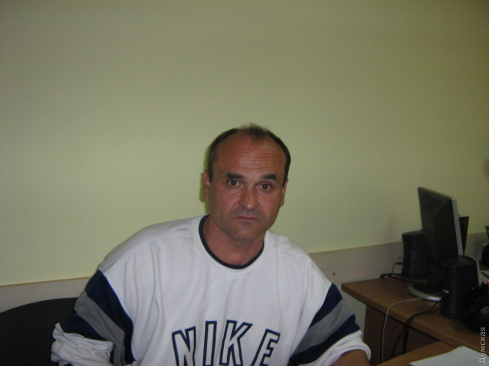 Валентин Дорошенко