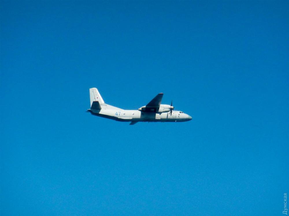 Британские истребители снова перехватили над Черным морем российские самолеты