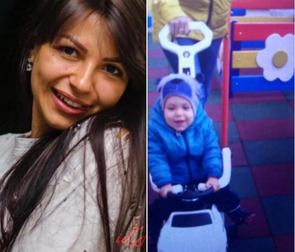В Одессе пропала женщина с полуторагодовалым сыном
