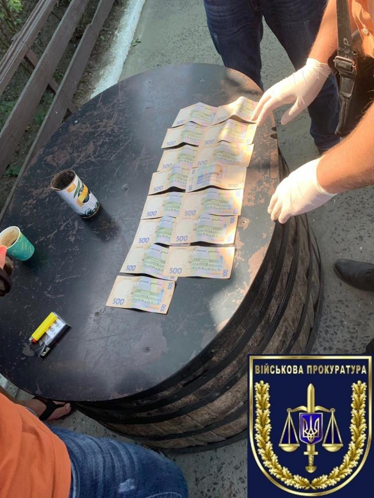 В Одесской области предприниматель пытался подкупить пограничника