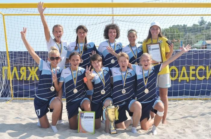 AFC 5G Киев - вице-чемпион Украины