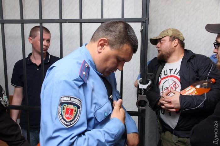 Подозреваемый во взяточничестве замглавы Николаевской ОГА Романчук завтра явится в суд, - адвокат - Цензор.НЕТ 8330