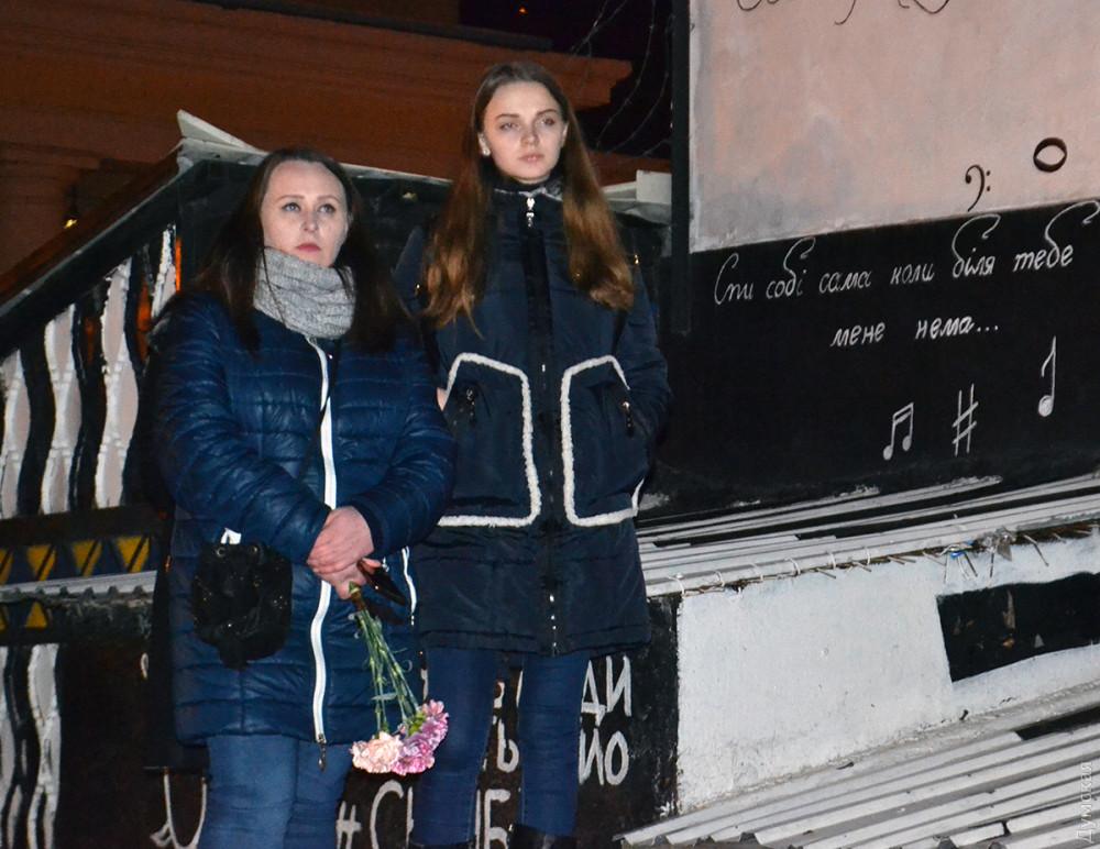 Без Кузьмы: одесситы почтили память Скрябина фото 12