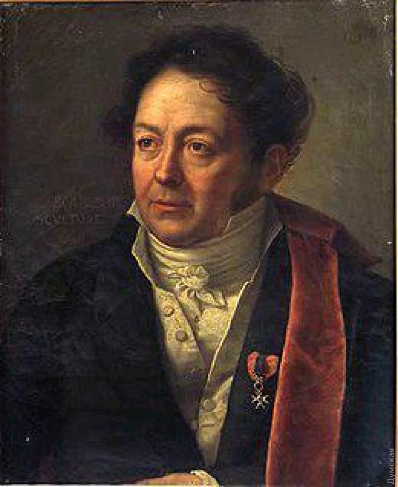 Франческо Массимилиано Лаборе - рыцарь папского Ордена золотой шпоры