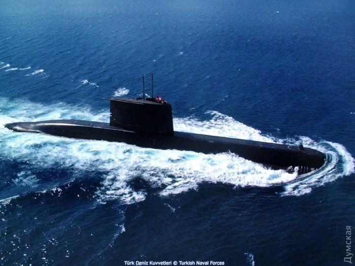 рыков командир подводной лодки