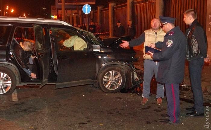 Жуткое ДТП в Одессе: 6 человек погибли, 2 пострадали - Цензор.НЕТ 5904