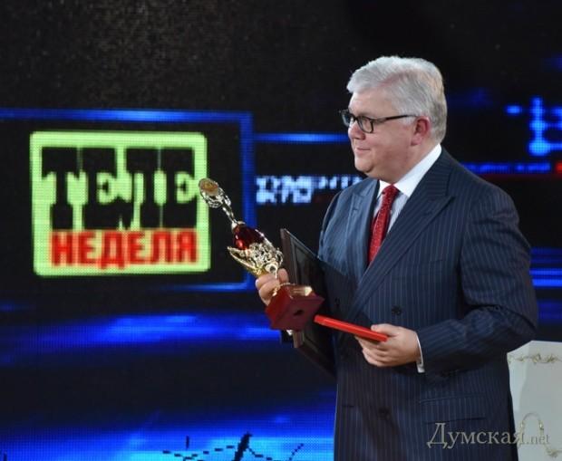 Лидер в сфере образования - Одесский национальный университет им. И. И. Мечникова