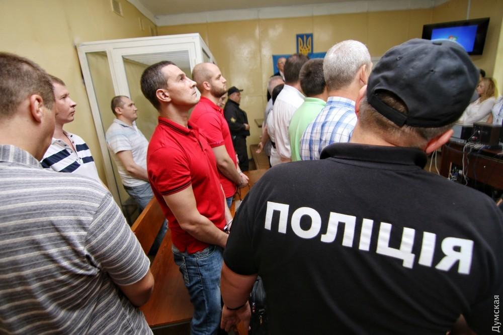 "Под Одессой напали на оправданного по делу 2 мая активиста ""Антимайдана"""