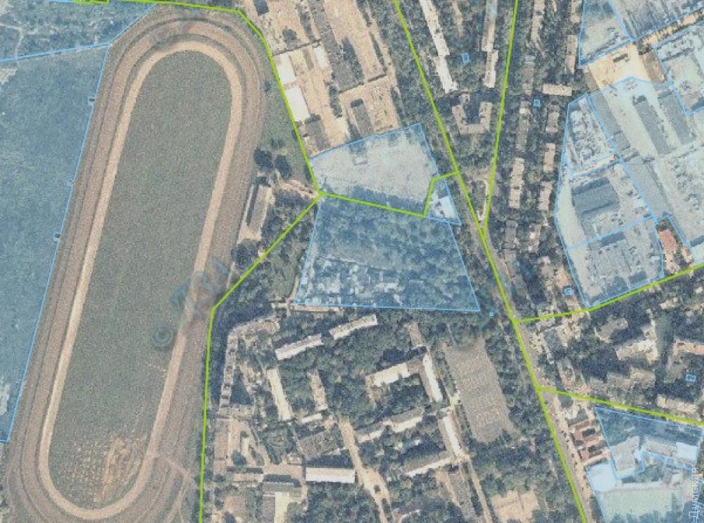 Большую часть зеленой зоны выделили в отдельный участок в 2014 году