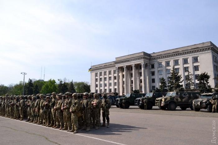Суд ограничил проведение массовых мероприятий на Думской площади в Одессе 2 мая - Цензор.НЕТ 4409
