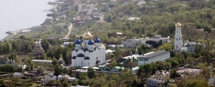 Свято-Успенский мужской Патриарший монастырь УПЦ МП