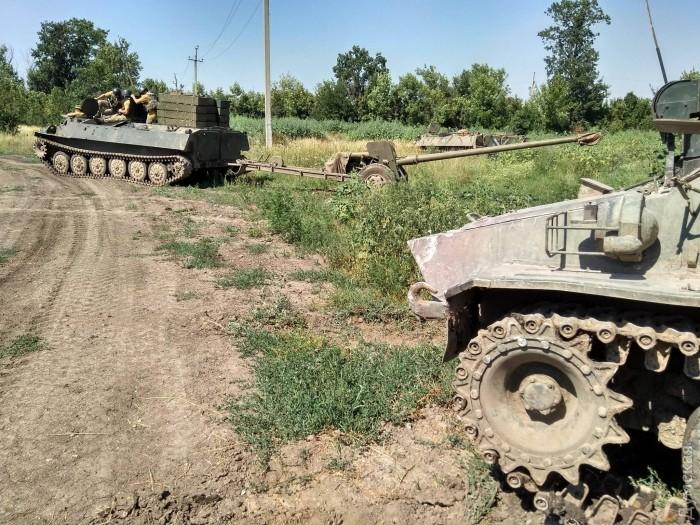 Подвижный противотанковый резерв