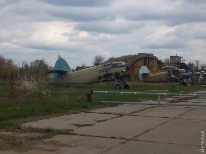 Военный аэродром Червоноглинское восстановят в Одесской области 06