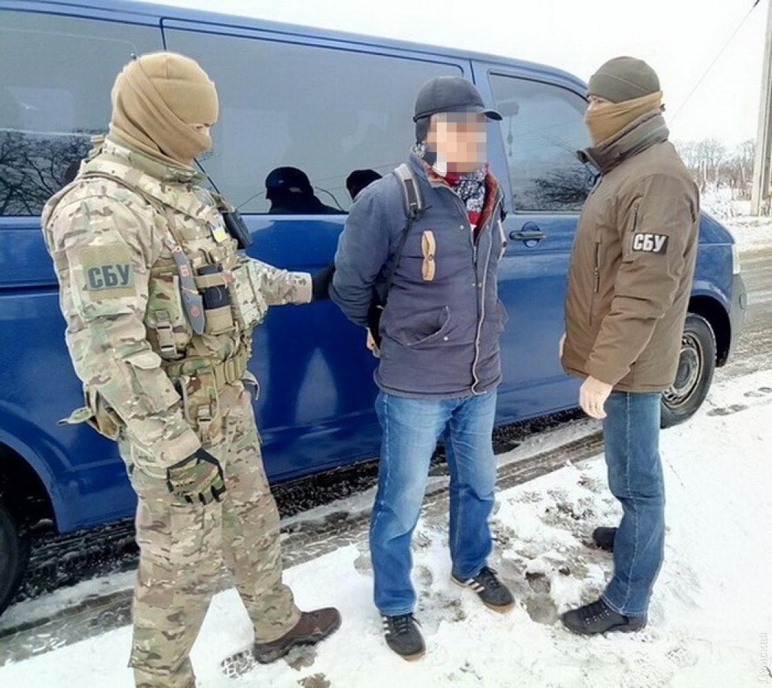 СБУ задержала объявленного вмеждународный розыск иностранца-экстремиста