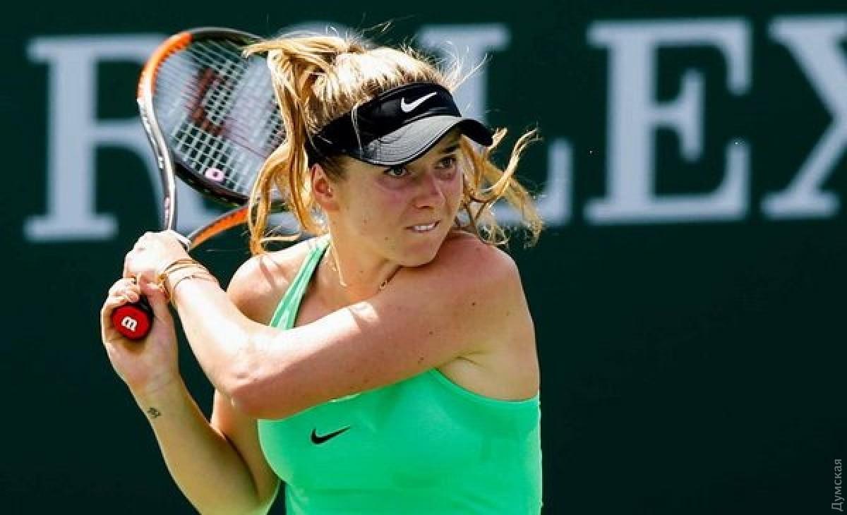 Свитолина проиграла в1/8 финала турнира вИндиан-Уэллс