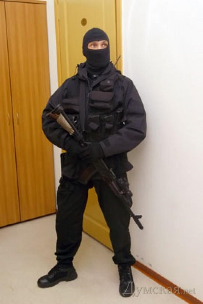 Фото спецназа в масках на аватарку