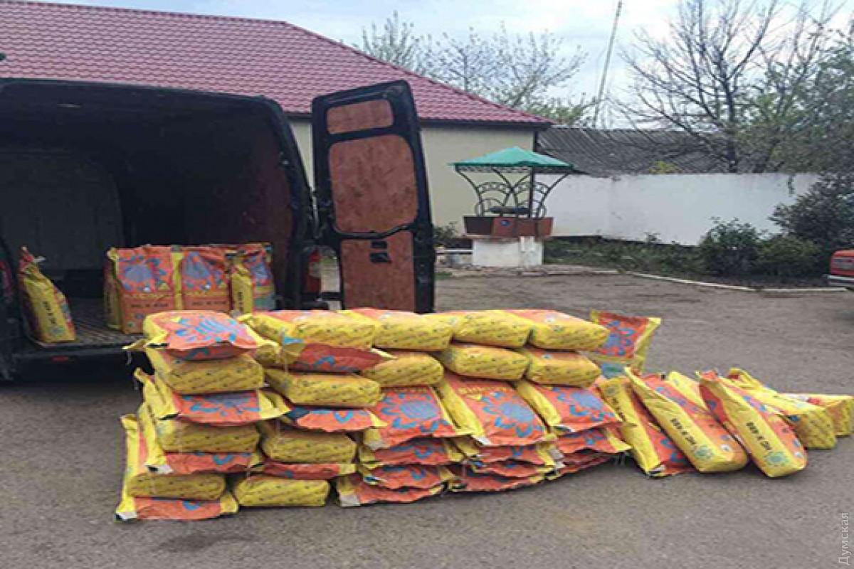 ВОдесской области мужчина похитил семечки неменее чем млн грн,