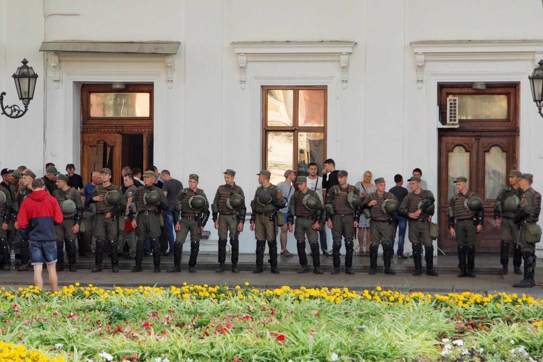 Смерть детей влагере: умэрии Одессы опять начались беспорядки