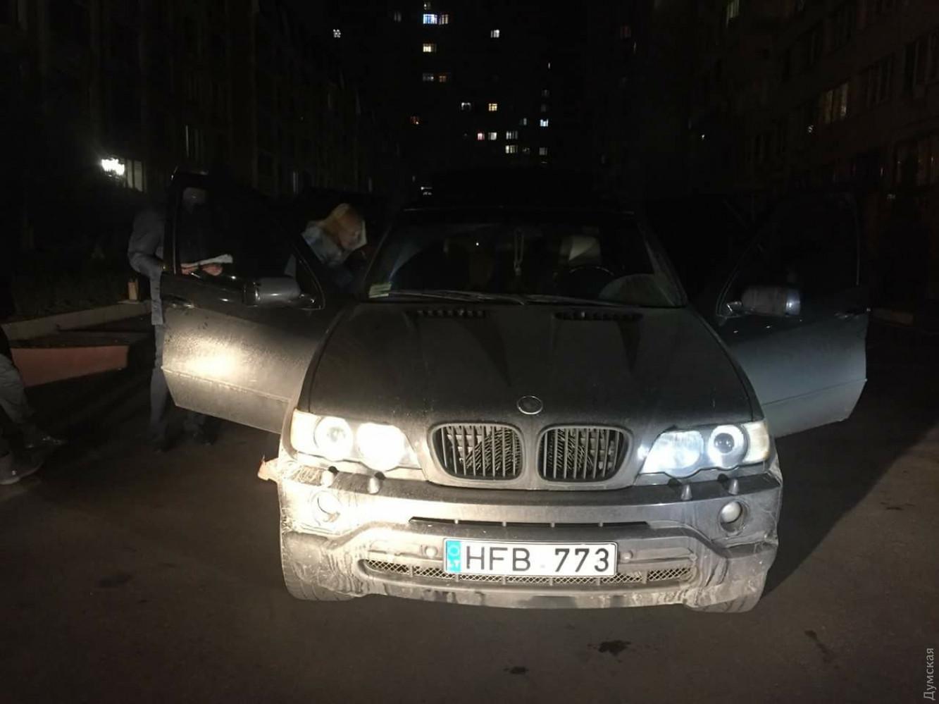 Преступники похитили женщину вОдессе и добивались выкуп
