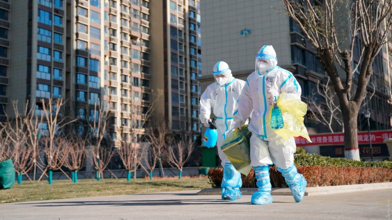 ВОЗ: Коронавирус мог появиться не в КНР