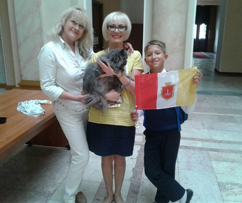 ВОдессе горе: скончался старейший кот Украины