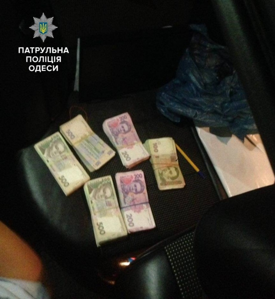 ВОдессе правонарушители ограбили «Лото-маркет» иустроили гонки сполицейскими