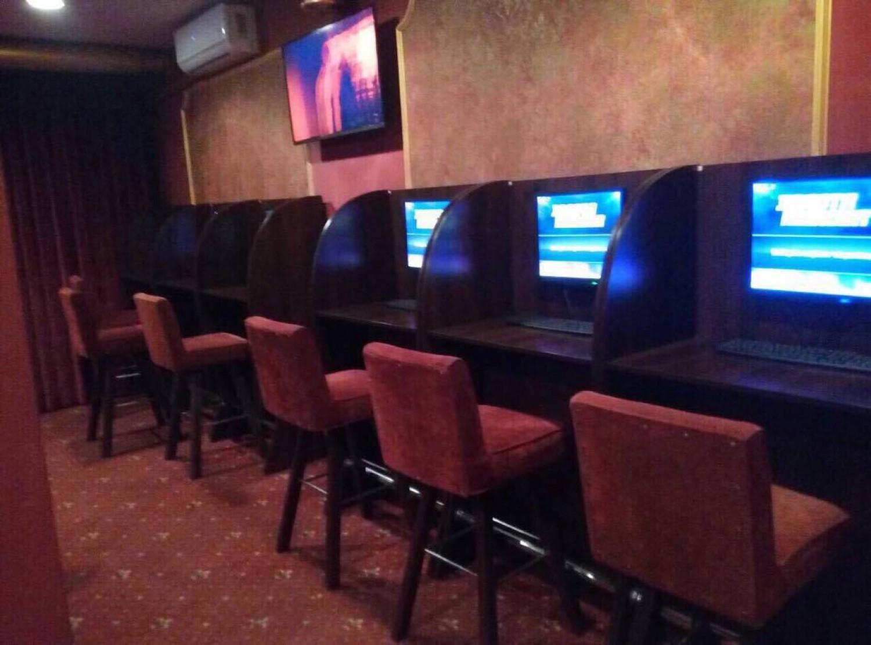 Всеволожске закрыли два подпольных казино старые советские автоматы игровые