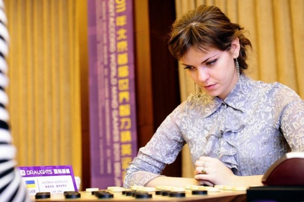 Гроссмейстеры Мотричко иАникеев выиграли чемпионат Украины пошашкам