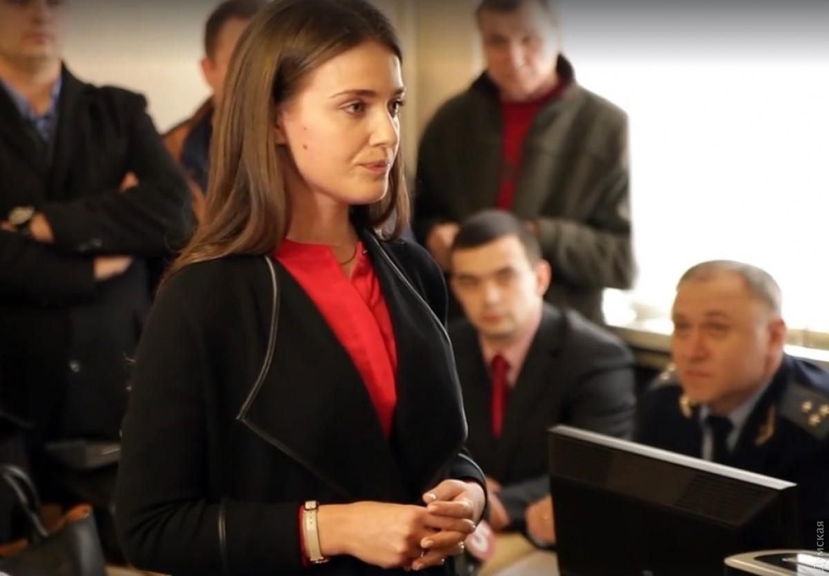 Суд признал экс-главу Одесской таможни невиновной— Дело Марушевской