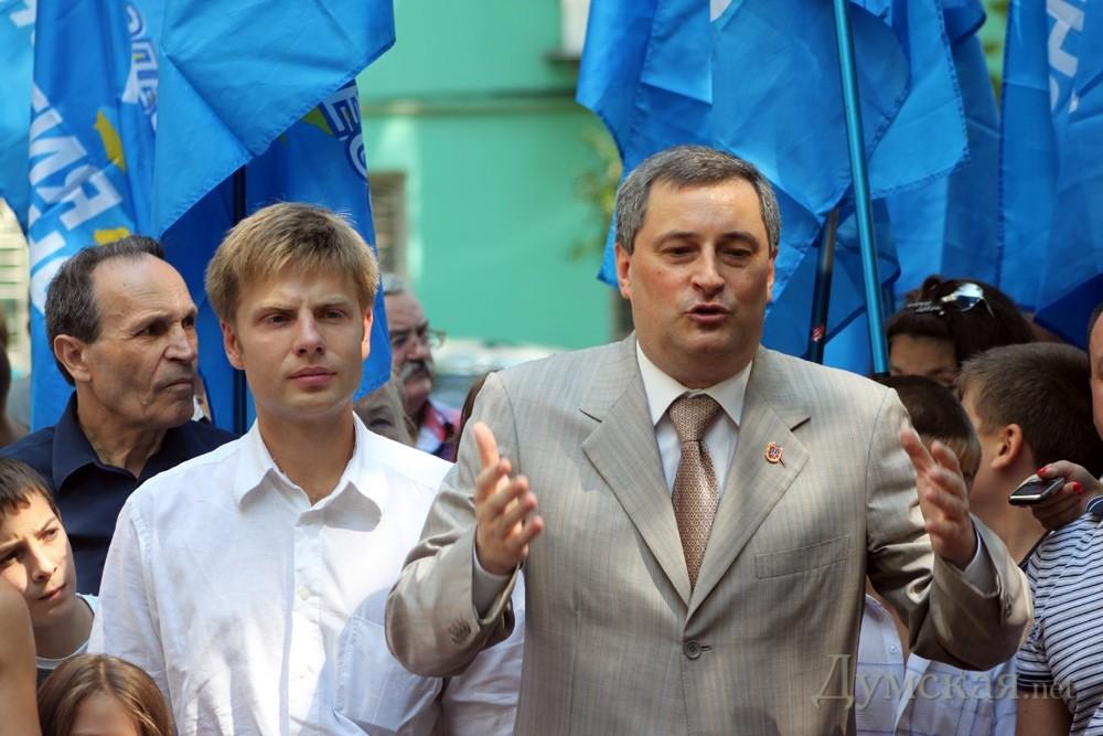 Не исключаю, что Савченко могут действительно выдать нескольких заложников, - замглавы фракции БПП Гончаренко - Цензор.НЕТ 1699