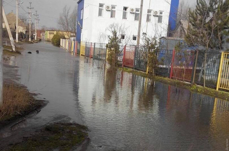 Дунай затопит половину Вилково ичасть порта вРени— Наводнение вУкраинском государстве