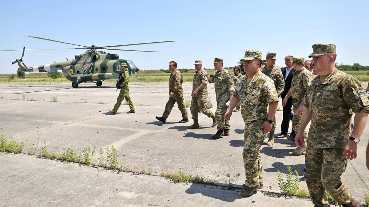 Минобороны восстанавливает военный аэродром вОдесской области