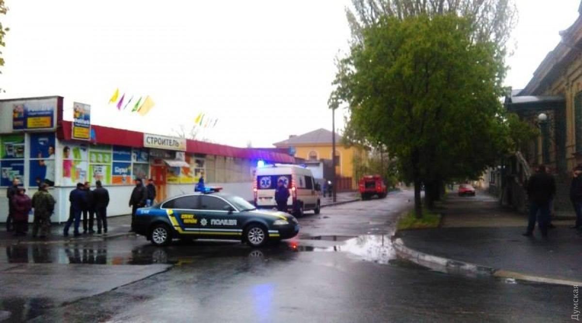 ВОдесской области вавтомобиле главы города  обнаружили взрывное устройство