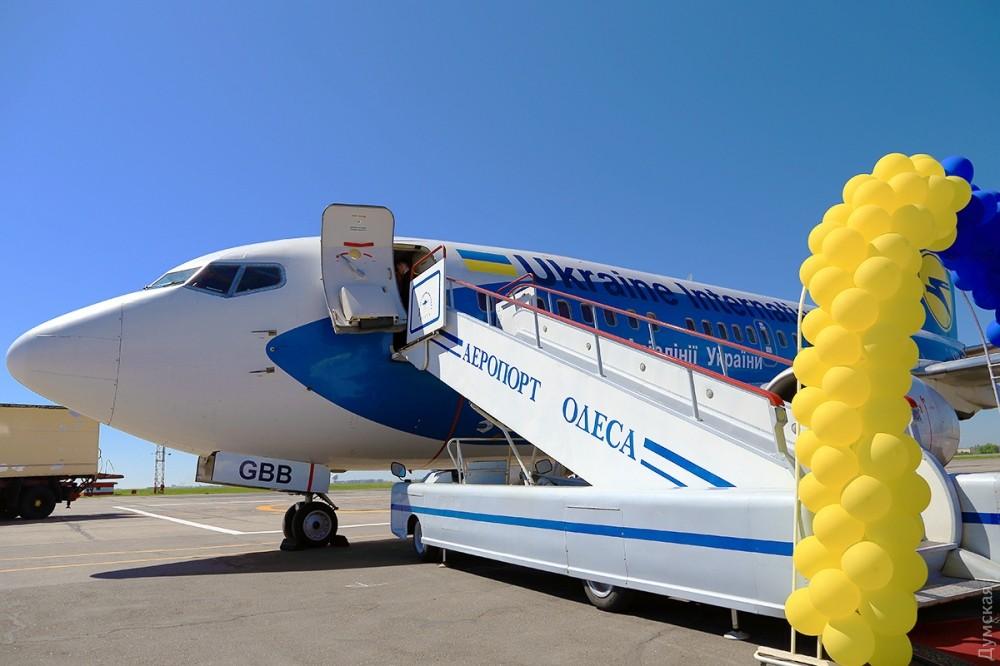 Одесский аэропорт может 2-ой раз стать «миллионером»