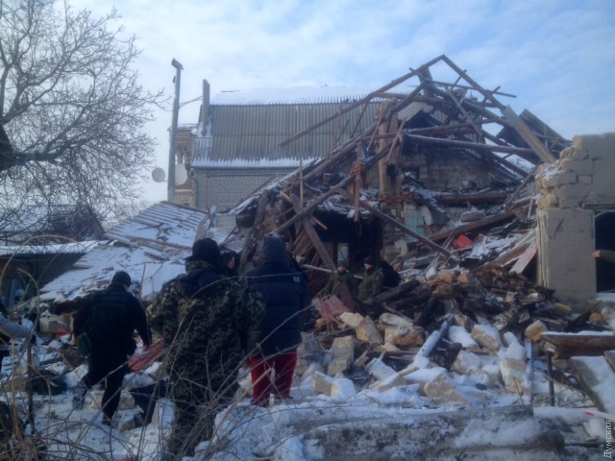 При взрыве вОдессе умер ветеран АТО
