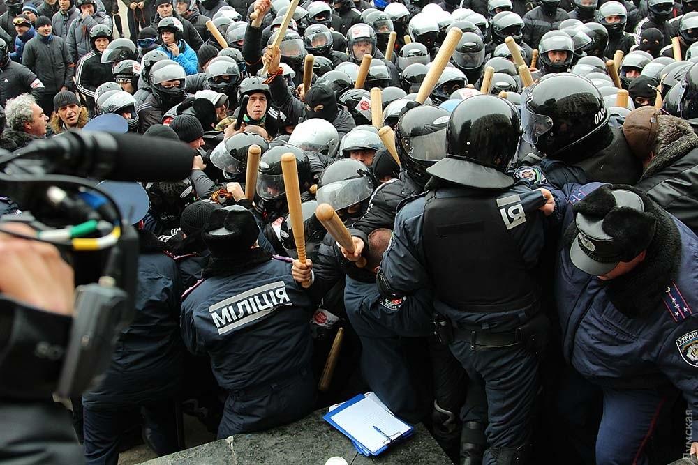 ГПУ установила организаторов трагичных событий вОдессе 2мая